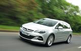 Vauxhall Astra 2013 - hero front