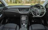 Vauxhall Grandland X Hybrid4 2020 UK first drive review - dashboard