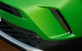 7 Vauxhall Mokka e 2021 UK first drive review froont bumper