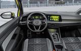 Volkswagen Golf Estate 2020 first drive review - cabin