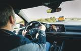 Volkswagen Golf GTI - interior