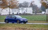 Volkswagen Golf R 2020 first drive review - on the road front