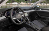 Volkswagen Passat GTE Estate 2019 first drive review - dashboard