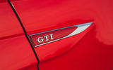 Volkswagen Polo GTI 2018 long-term review - GTI side badge