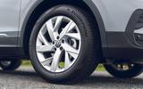 7 Volkswagen Tiguan 2021 UK FD alloy wheels