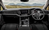 Volkswagen Touareg 2020 UK first drive review - dashboard