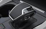 Volkswagen Touareg 3.0 TSI 2019 UK first drive review - gear selector