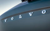 Volvo XC40 Recharge T5 2020 first drive review - rear nameplate