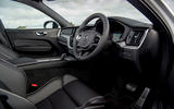 Volvo XC60 B5 2020 UK first drive review - cabin