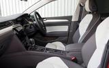 Volkswagen Arteon 2018 long-term review cabin