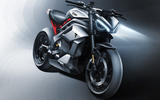 TE1 is a collaboration between Triumph Motorcycles, Williams Advanced Engineering, Integral powertrains and Warwick Uni