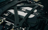 70 Ferrari Roma triple test 2021 DB11 engine