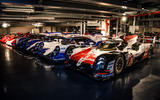 Waking the Toyota GT-One - historic Toyotas GT racing