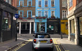 a month with a Mini Electric - London