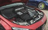 70 super estate triple test 2021 AMG engine