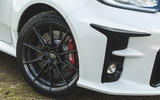 Britain's best affordable drivers car 2020 - Toyota GR Yaris - alloy wheels