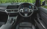 71 PHEV wagons triple test 2021 BMW cabin