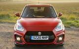 Suzuki Swift Sport Hybrid 2020 - static front