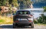 Mazda e-TPV prototype 2019 first drive review - static rear end