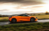 McLaren 720S Track Pack 2018 UK first drive review - hero side