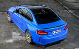 BMW CS 2020 official press images - static rear