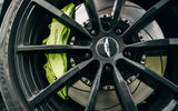 73 Ferrari Roma triple test 2021 Aston alloy