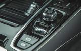 73 PHEV wagons triple test 2021 v60 centre console