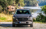 Mazda e-TPV prototype 2019 first drive review - static nose