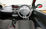 Renaultsport history picture special - Renaultsport Twingo 133 interior