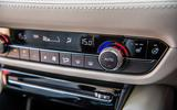 Mazda 6 165 Sport Nav 2018 UK first drive review - climate controls