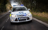 Police Ford Focus estate