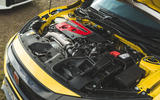 Britain's best affordable drivers car 2020 - Honda Civic Type R limited - engine