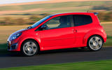 Renaultsport history picture special - Renaultsport Twingo 133 side