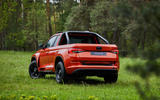 Skoda Mountiaq concept first drive review - static rear