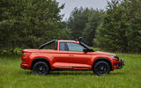 Skoda Mountiaq concept first drive review - static side
