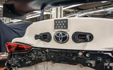 Waking the Toyota GT-One - Supra GT4 rear