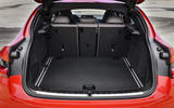 BMW X4M official press - boot