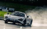 Britain's best drivers car 2020 - McLaren front
