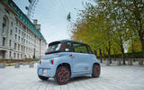 Citroen Ami (LHD) 2020 UK first drive review - static rear