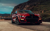 Ford Shelby Mustang GT500 official reveal - static front