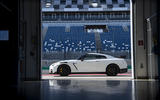 Nissan GT-R Nismo 2020 official reveal - static side