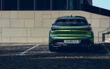 77 peugeot 308 2021 official reveal images static rear