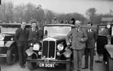 1932 RAC rally winner - credit: motorsport images