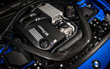 BMW CS 2020 official press images - engine