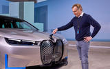 BMW iNext official images - Greg Kable front end
