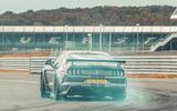 78 Camaro ZL1 vs Sutton Mustang 2021 Mustang drift