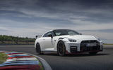 Nissan GT-R Nismo 2020 official reveal - static front