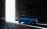 78 Nissan Qashqai 2021 official reveal static hangar front