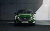 78 Peugeot 308 2021 official reveal images static nose