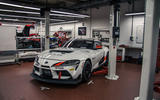 Waking the Toyota GT-One - Supra GT4